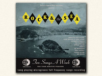 TSAW/2012.34 • Rock & the Sea