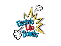 Electric Lip Bombs - lip balm logo