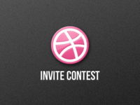 Dribbble invite contest