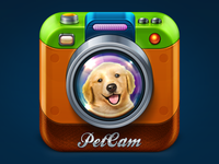 Petcam iOS icon