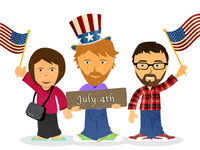 Happy 4th of July From The LooseKeys Team