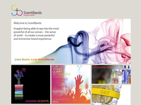 ScentBands Website
