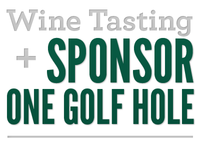 Golf + Wine Tournament : Mixing Type