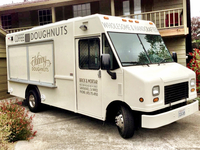 Johnny Doughnuts | Food Truck Design