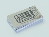 Sojourn Business Card