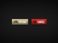 Upload & Cancel
