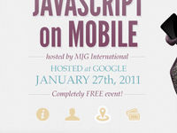 A FREE Day of JavaScript on Mobile