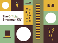 The Offical Snowman Kit™