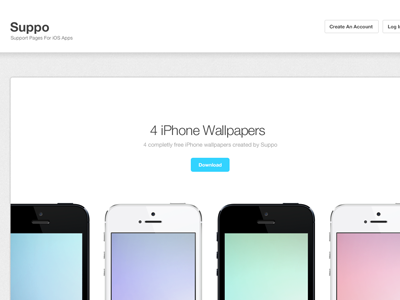 Download Suppo Wallpapers Freebie Page