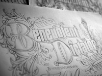 Benevolent Dictator Tight Pencil