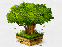 Banyan Tree Mac OS icon