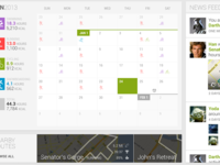 Android Design in Action: Endomondo on Tablets