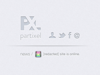 Interim Partixel Micro About Site