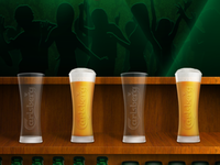 Carlsberg iPad game