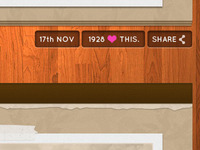 Wood Inspired theme