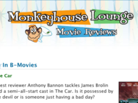 Monkeyhouse Lounge Movie Reviews