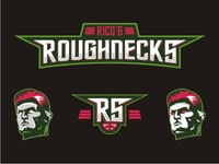 Roughnecks Army Neon Red