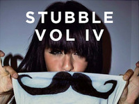 Mixtape Artwork: Stubble vol. IV