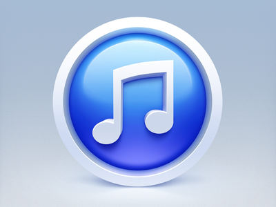 Download iTunes icon