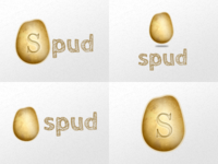 Spud Logo Options