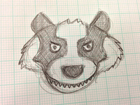 The Badger (sketch)