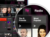 iplayer Concept
