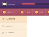 Project Management App Theme Two