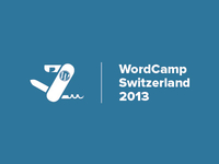 WordCamp Switzerland 2013