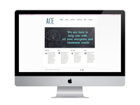 Ace Repairs Website