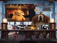 Rise of the Guardians: YouTube Experience