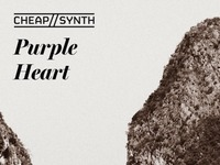 Cover: Cheapsynth – Purple Heart