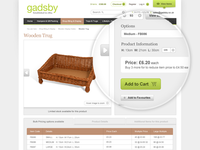 Gadsby product detail