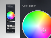 Customization Colorpicker