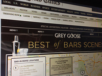 Grey Goose: Best of Bars Scenes