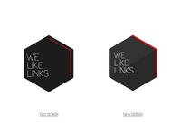 WELIKELINKS logo [redesign]