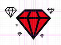 Vectorial Diamonds
