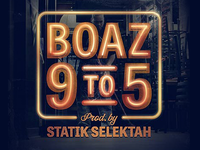 Boaz 9 to 5 single
