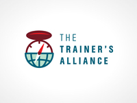 The Trainer's Alliance Logo Concept