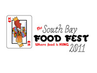 South Bay Food Fest logo option