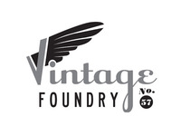 Vintage Foundry Hot Rod Division Logo