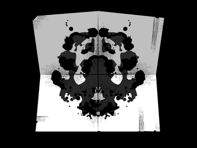 Rorshach Ink Blot Test