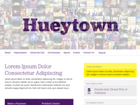 The City of Hueytown