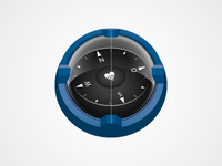 Lovely Systems compass icon