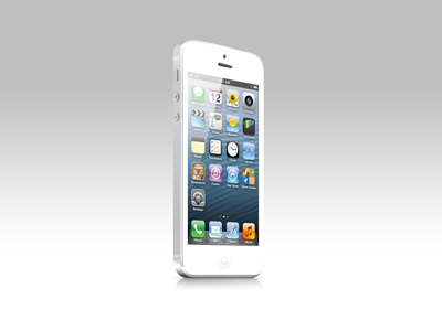 Iphone_5_white_psd
