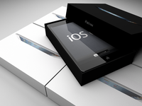 iPad mini - 3D Rendering