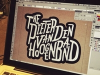 Typography for: The PVDHB