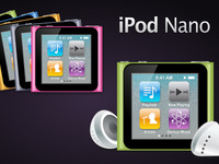 Nearly finished iPod Nano icons