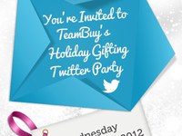 Twitter Holiday Invite