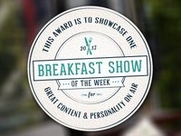 Breakfast Show of the Week