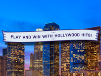 Hollywood Hits Banner